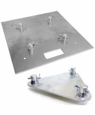 Global Truss - F23 Base Plates | Aluminum & Steel