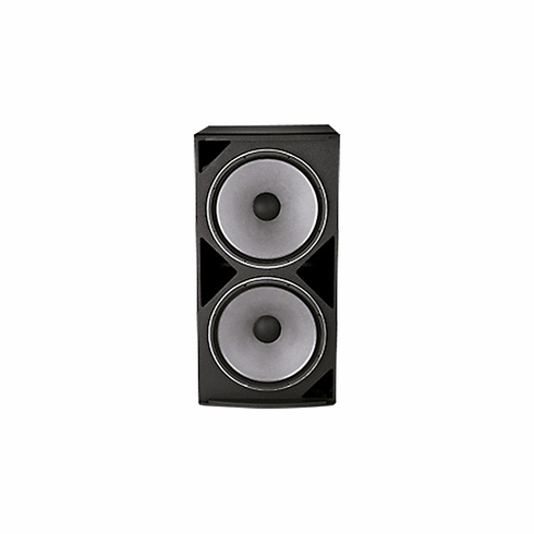 "JBL ASB4128-WH DUAL 18"" SUBWOOFER (white)"
