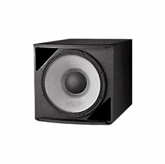 """JBL ASB6118-WRX SINGLE 18"""" SUBWOOFER (Extreme Weather Protection Treatment)"""