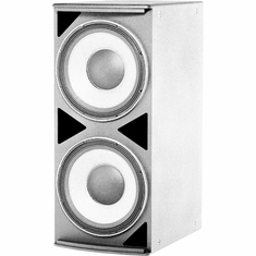 """JBL ASB6125-WH DUAL 15"""" SUBWOOFER (white)"""