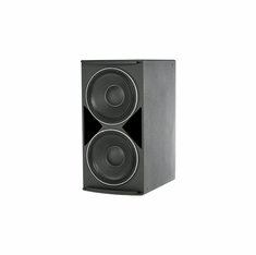 """JBL ASB7128-WH DUAL 18"""" SUBWOOFER (white)"""