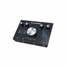 M-AUDIO M-Track C-Series 2x2M 2-In/2-Out 24/192 USB Audio/MIDI Interface