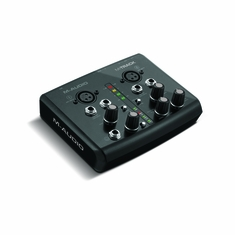M-AUDIO M-Track w/Waves Bundle Two-Channel USB Audio/MIDI Interface