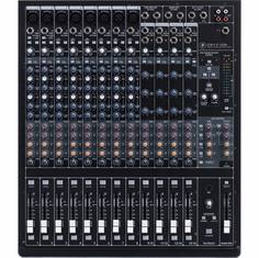 MACKIE ONYX 1620i 16-Channel Compact Recording Mixer