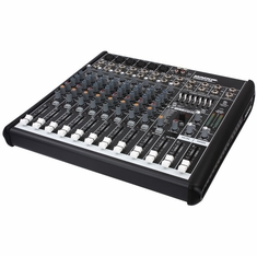 MACKIE PROFX12 12-Channel Compact Mixer with onboard effects and USB I/O