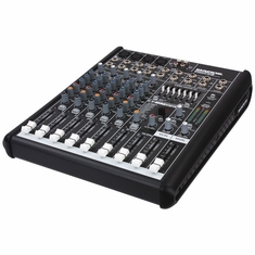 MACKIE PROFX8 8-channel Compact Mixer with onboard effects and USB I/O