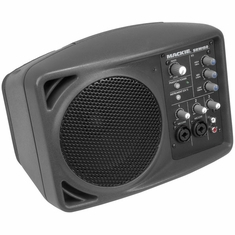 """MACKIE SRM150 5.25"""" Compact Active PA System"""