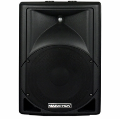"MARATHON ENT-10  Passive 10"" Two-way ABS Loudspeaker"