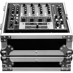 """MARATHON FLIGHT ROAD CASE MA-DNX1500 12"""" MIXER CASE FOR DENON DNX1500 MIXER AND OTHER EQUAL SIZE 12"""" MIXERS"""