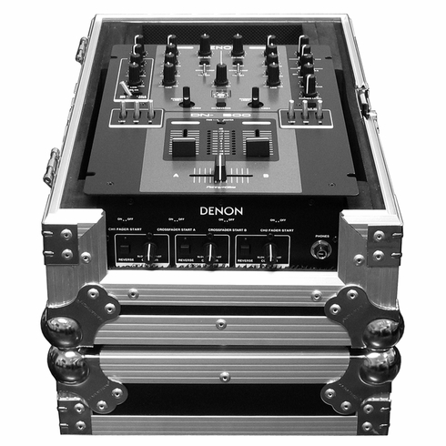 "MARATHON FLIGHT ROAD CASE MA-DNX300, 10"" MIXER CASE FOR DENON DNX300 MIXER & OTHER EQUAL SIZE 10"" MIXERS"