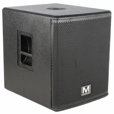"MARATHON� KVX-15SUB High Power Active 15"" Subwoofer System"