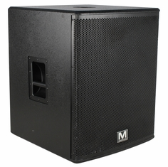 "MARATHON� KVX-18SUB High Power Active 18"" Subwoofer System"