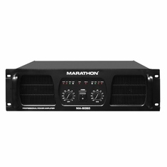 MARATHON� MA-5050 MA PRO SERIES AMPLIFIER
