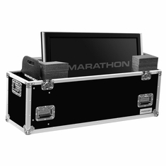 MARATHON MA-PLASMA63W UNIVERSAL CASE FOR PLASMA MONITORS UP TO 63 INCH