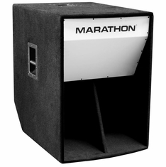 "MARATHON ML-36   SINGLE 18""  High Power Bass Cabinet"