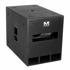 "MARATHON RMS-15SW High Power Active 15"" Subwoofer System"