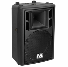 "MARATHON RMS-450  High Impact Bi-Amp Molded Polypropylene Powered 12"" 2-Way Enclosure"