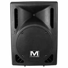 "MARATHON SR-510UB - ACTIVE 10"" 2-WAY ABS LOUDSPEAKER 650 WATTS, USB/MP3 PLAYBACK & BLUETOOTH WIRELESS CONNECTIVITY"