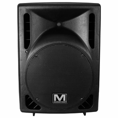 "MARATHON SR-512UB - ACTIVE 12"" 2-WAY ABS LOUDSPEAKER 850 WATTS, USB/SD/MP3 PLAYBACK & BLUETOOTH WIRELESS CONNECTIVITY"