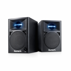 NUMARK N-WAVE 360 (Pair) Powered Desktop DJ Monitors