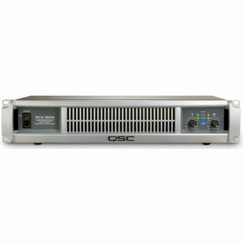 QSC PLX-1804 Dual Channel Amplifier with PowerLight Technology