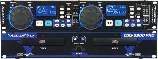VocoPRO Players – Recorders - Mixers