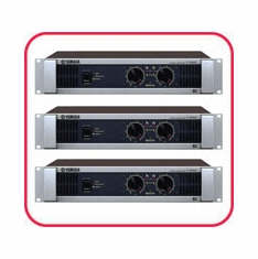 Yamaha AMPLIFIERS