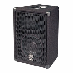 "YAMAHA BR-10 Two-Way 10"" High Power Woofer, Bass Reflex Speaker"