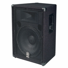 "YAMAHA BR15 Two-way 15"" High Power Woofer, Bass Reflex Speaker"