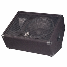 "YAMAHA BR15M Two-way 15"" High Power Woofer, Bass Reflex Speaker"
