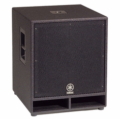 "YAMAHA CW115V Single 15"" Club Series V Subwoofer"