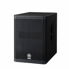"YAMAHA DXS12 12"" 950 Watts Active Powered Subwoofer"