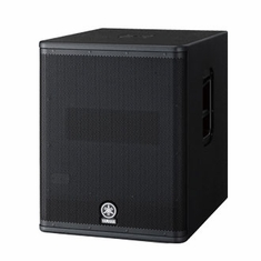 "YAMAHA DXS15 15"" 950 Watts Active Powered Subwoofer"