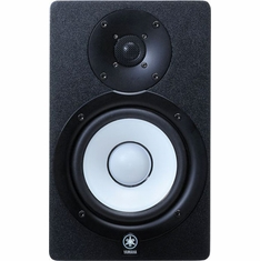 YAMAHA HS50M Professional Studio Monitor with 70-Watt Biamplified Power