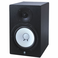 YAMAHA HS80M Professional Studio Monitor with 120-Watt Biamplified Power