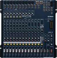 YAMAHA MG166CX 6-Channel Mixer with Compression and Effects