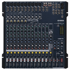 YAMAHA MG166CXUSB 16-Channel USB Mixer with SPX Digi Effects