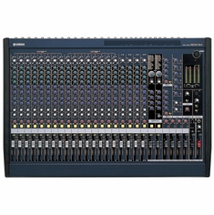 YAMAHA MG24/14FX 24-Input, 14-Bus Mixer with Dual DSP