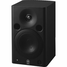 YAMAHA MSP5 STUDIO Professional Studio Monitor, 2-Way Bi-amplified Bassreflex System
