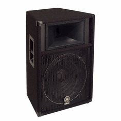 "YAMAHA S115V Two-way 15"" LF Loudspeaker with 2"" HF Compression Driver"