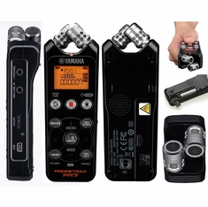 YAMAYA POCKETRAK PR7 - POCKET RECORDER WITH OVERDUB FUNCTIONS