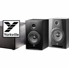 YORKVILLE STUDIO MONITORS