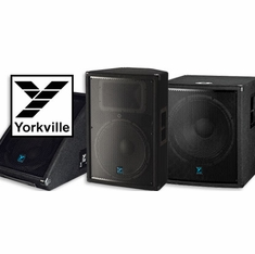 YX SERIES LOUDSPEAKERS