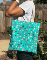Philly Dog Love Tote