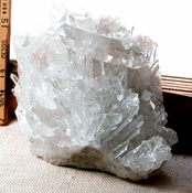 Aesthetic Crystal Clear Quartz Cluster