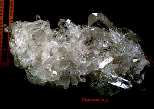 Arkansas Cryptocrystalline Matrix Quartz Cluster
