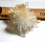 Golden Healer Quartz Burr Cluster, Collier Creek