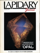 SOLD:  Lapidary Journal, June 1992