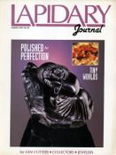 Lapidary Journal, March 1992