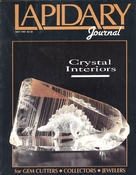 Lapidary Journal, May 1991 SOLD